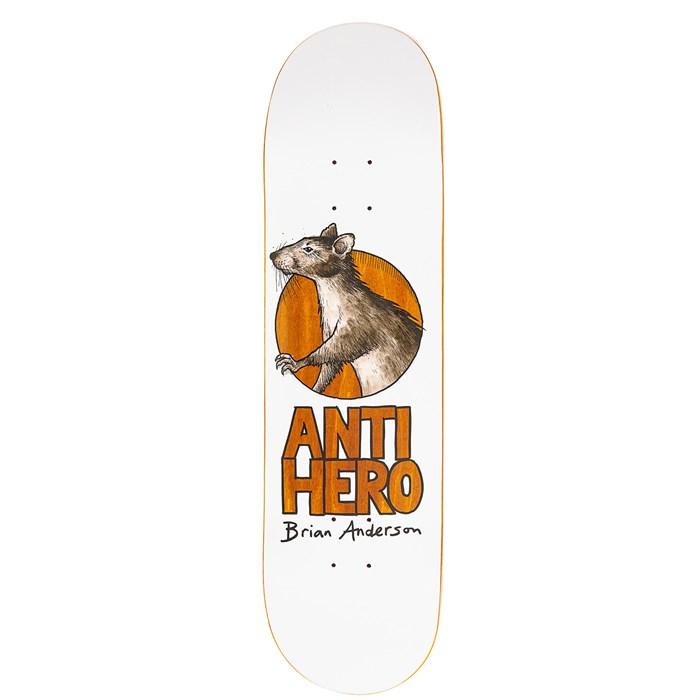 Anti Hero - BA Scanvengers 8.4 Skateboard Deck