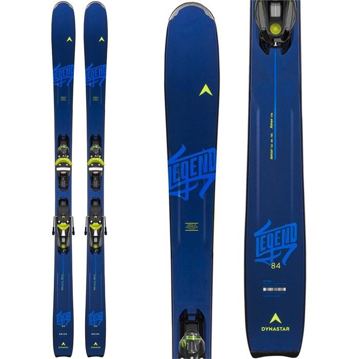 Dynastar Legend 84 Skis + Look NX 12 Konect Dual Bindings
