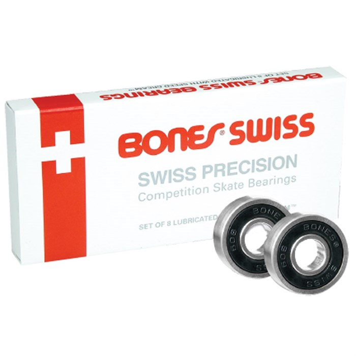 Bones - Original Swiss Skateboard Bearings