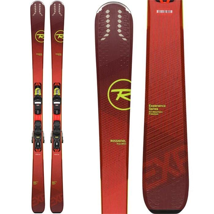 Rossignol - Experience 80 Ci Skis + Xpress 11 Bindings 2020