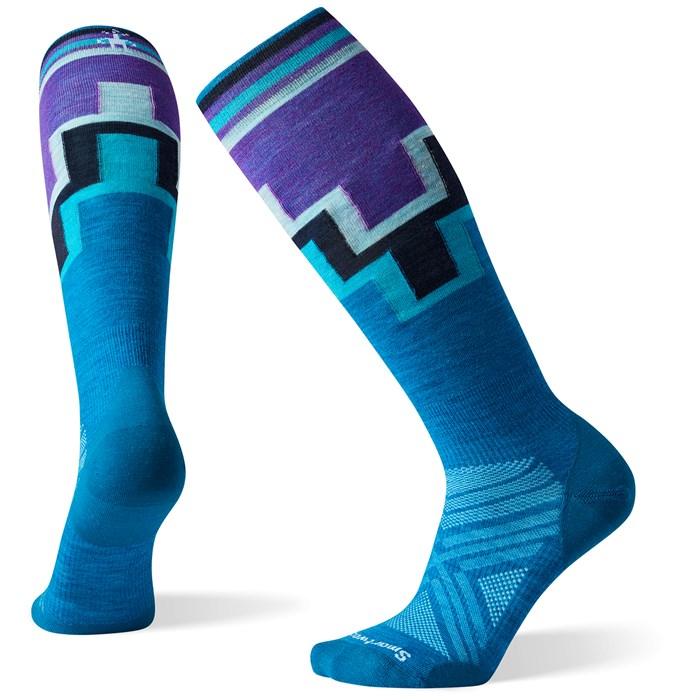 Smartwool - PhD Ski Ultra Light Pattern Socks - Women's