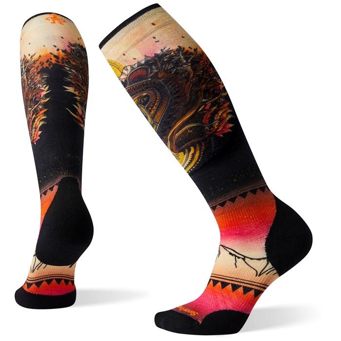 Smartwool - PhD Ski Light Elite Print Socks - Women's