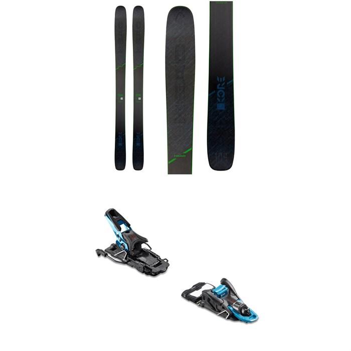 Head - Kore 105 Skis 2020 + Salomon S/Lab Shift MNC Alpine Touring Ski Bindings 2020