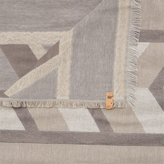 Tentree - Cotton Geo Blanket Scarf