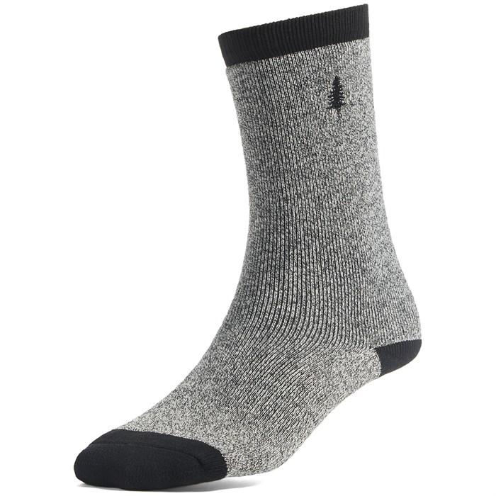 Tentree - Selkirk Embroidered Socks