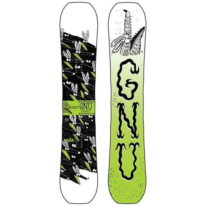 GNU - Money C2E Snowboard - Blem 2020