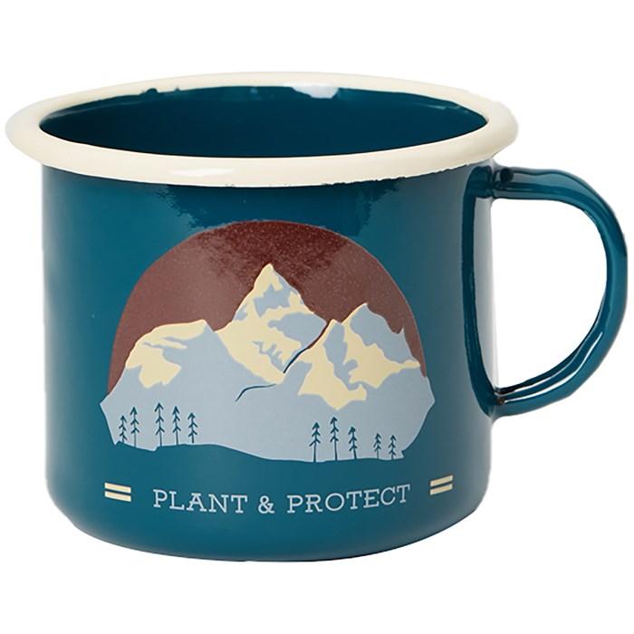 Tentree - Enamel Mug