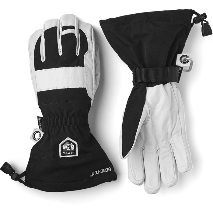 Hestra - Army Leather Heli Ski GTX® + Gore Grip Gloves