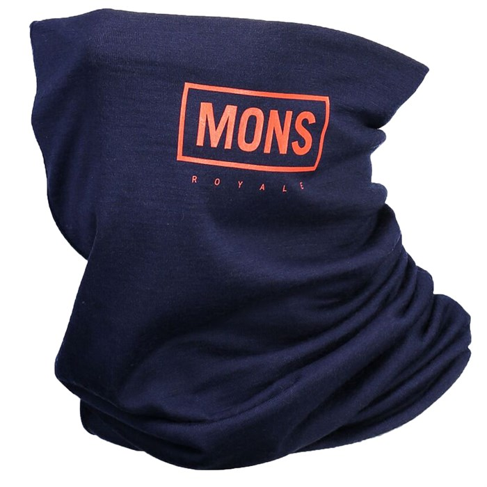 MONS ROYALE - Double Up Neckwarmer
