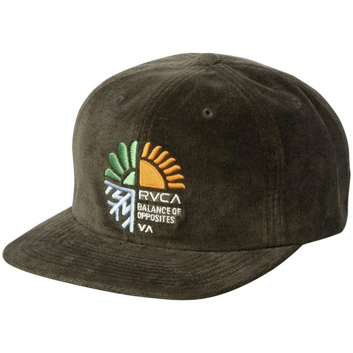 RVCA - Motor Claspback Hat