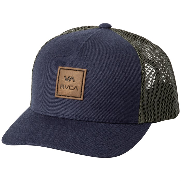 RVCA - VA All The Way Curved Trucker Hat