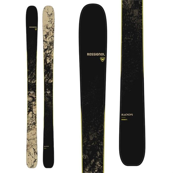 Rossignol - Black Ops Sender Ti Skis 2022
