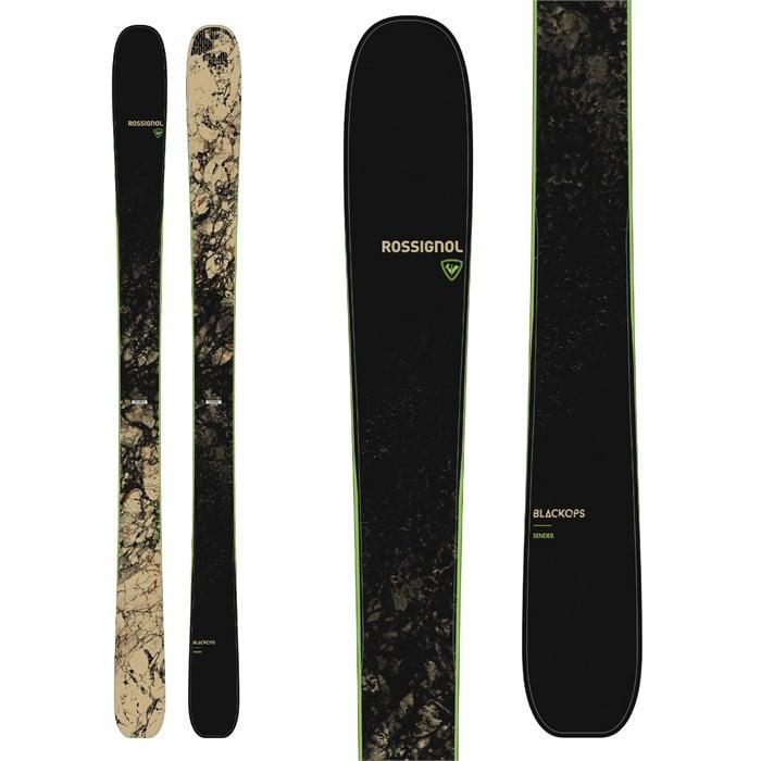 Rossignol - Black Ops Sender Skis 2022