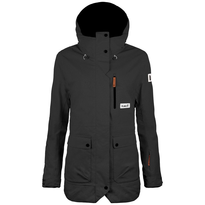 Planks - All-Time Insulated Jacket - Women's
