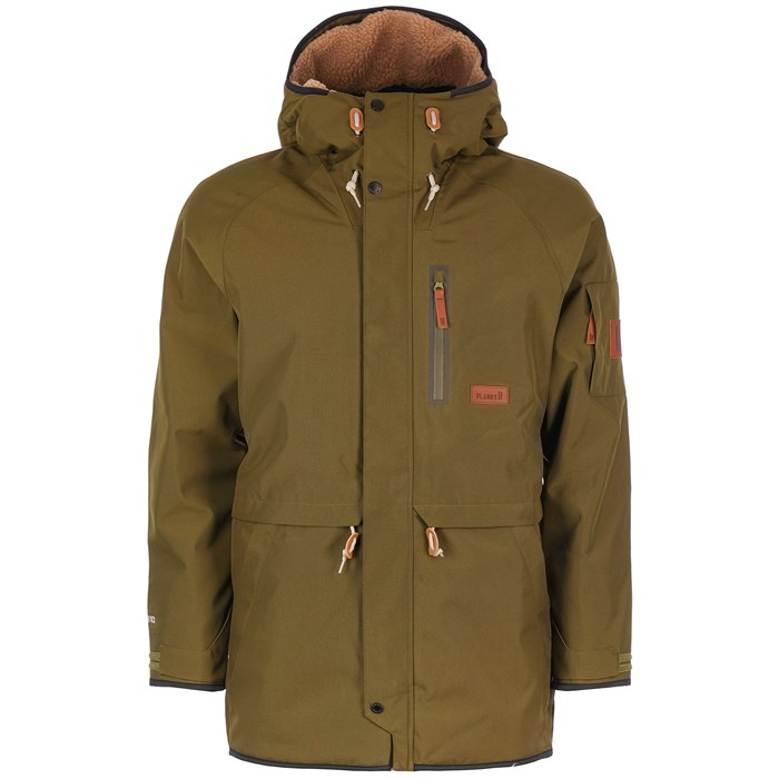 Planks - Clothing People's Parka