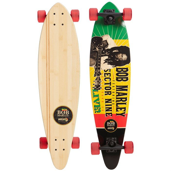 Sector 9 - Redemption Longboard Complete