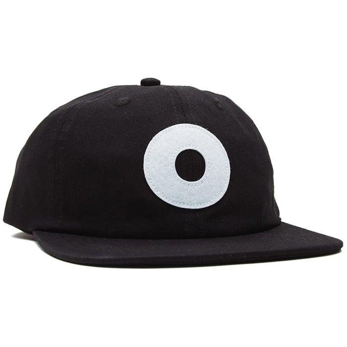 Obey Clothing - Block Organic 6 Panel Strapback Hat