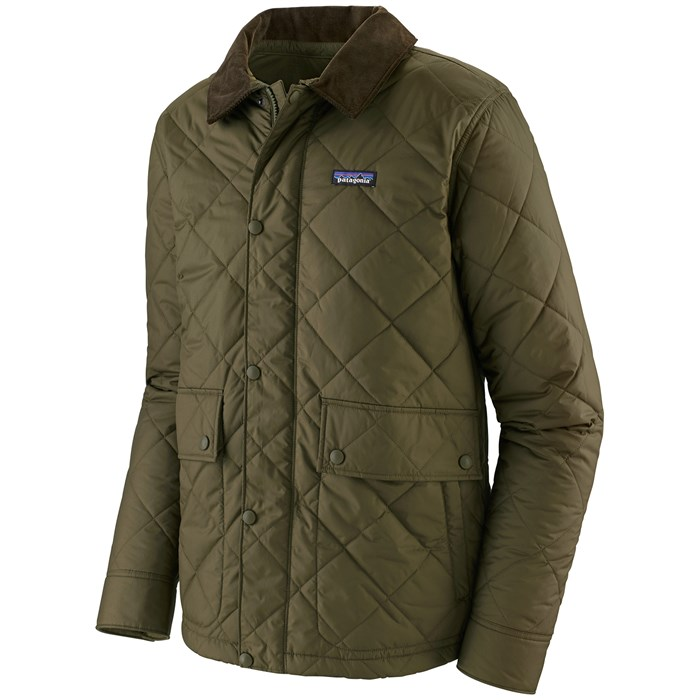 Patagonia - Diamond Quilted Jacket