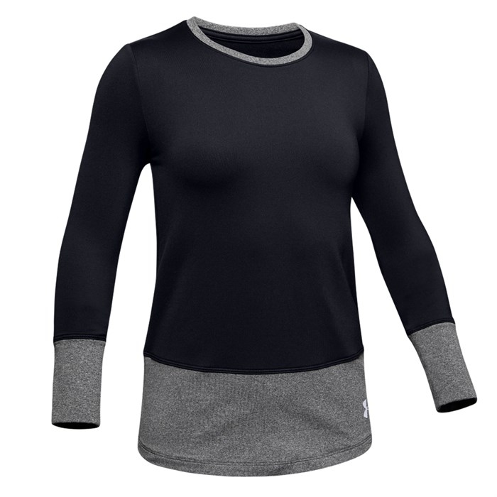 Under Armour - ColdGear® Long Sleeve Crew - Girls'
