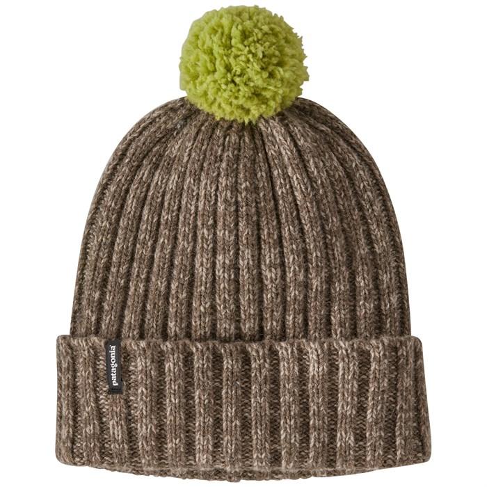 Patagonia - Wool Pom Beanie - Women's