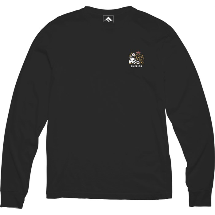 Emerica - Sasha Barr Dove Long-Sleeve T-Shirt