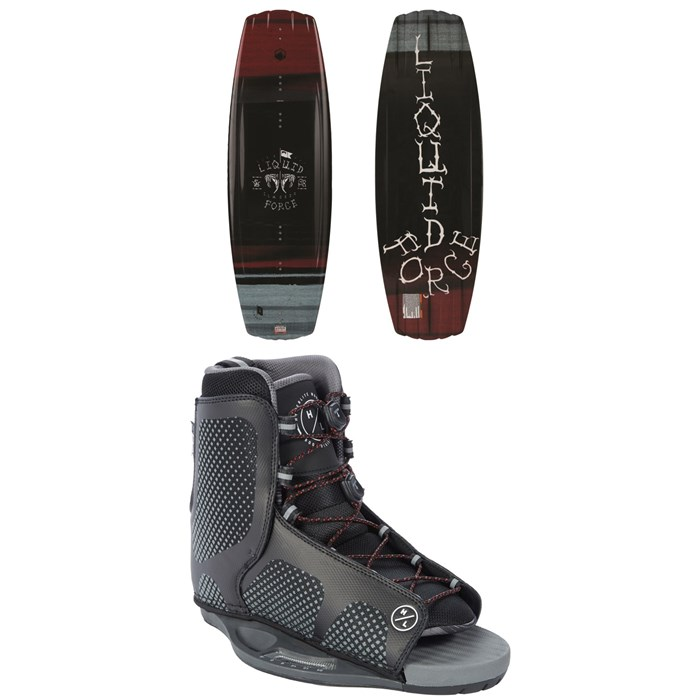 Liquid Force - Classic + Hyperlite Remix Wakeboard Package 2020