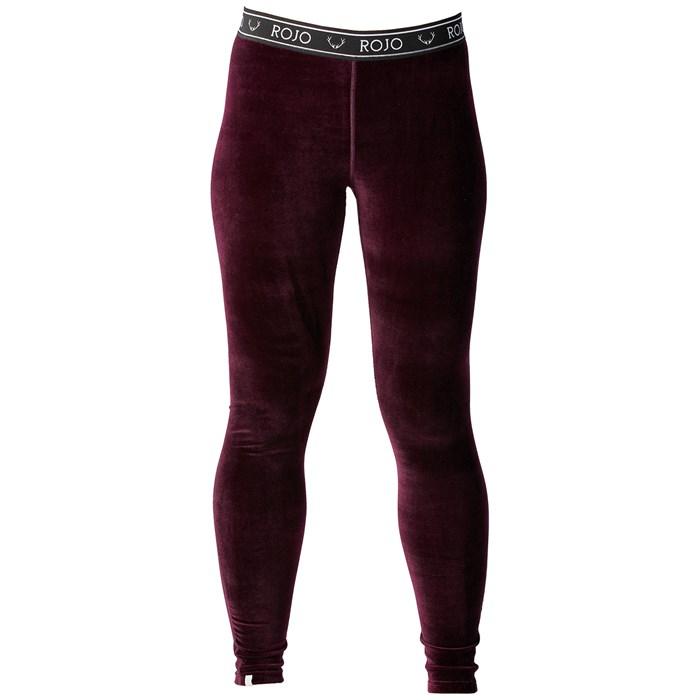 Rojo Outerwear - Velvet Full Length Pants - Women's