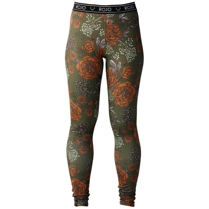 Rojo Outerwear - Full Length Baselayer Pants - Women's