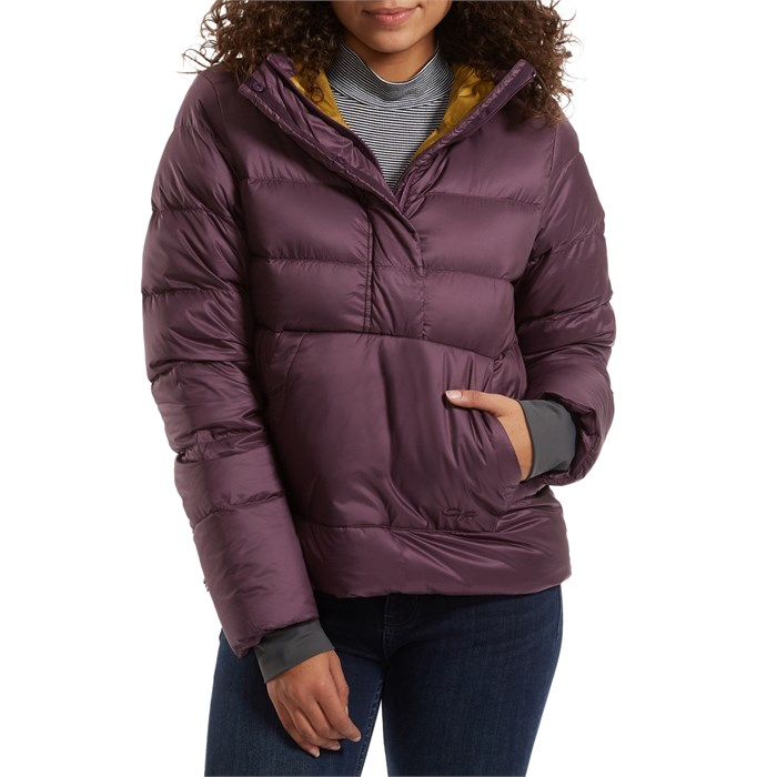 Outdoor Research - Transcendent Down Pullover - Women's