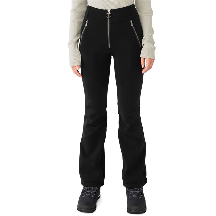 Holden - High-Waisted Softshell Pants - Women's