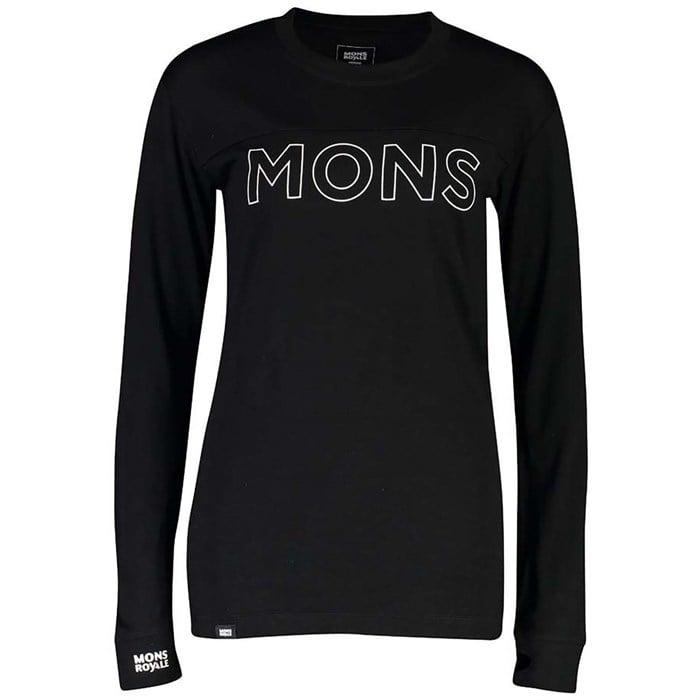 MONS ROYALE - Yotei BF Tech Long Sleeve Shirt - Women's