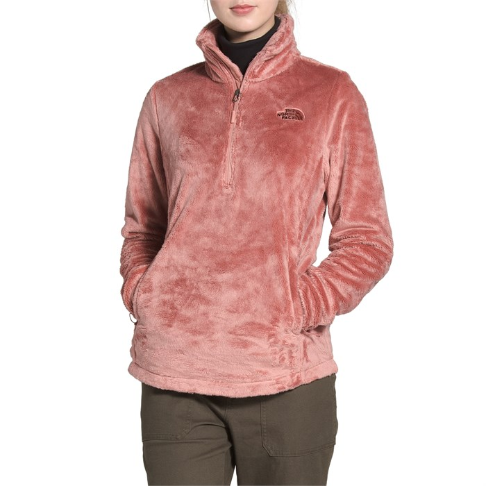 The North Face - Osito 1/4 Zip Pullover - Women's