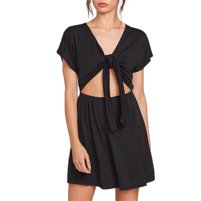 Volcom - x Coco Ho Tie-Front Dress - Women's