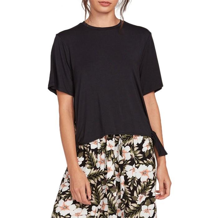 Volcom - x Coco Ho Side-Tie Short-Sleeve Top - Women's