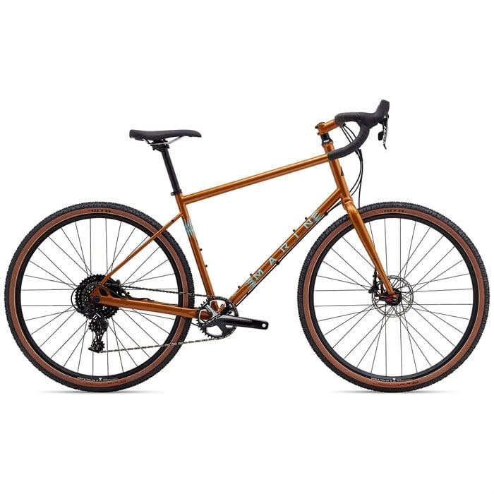 Marin Four Corners Elite 2020 orange bike