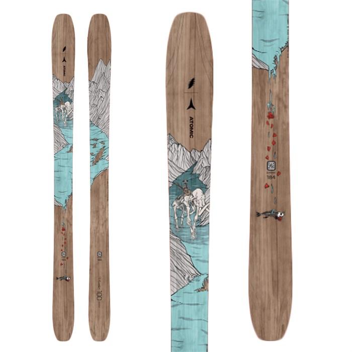 Atomic Bent Chetler 100 Grateful Dead Limited Edition Skis