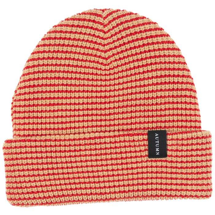 Autumn - Select Striped Beanie