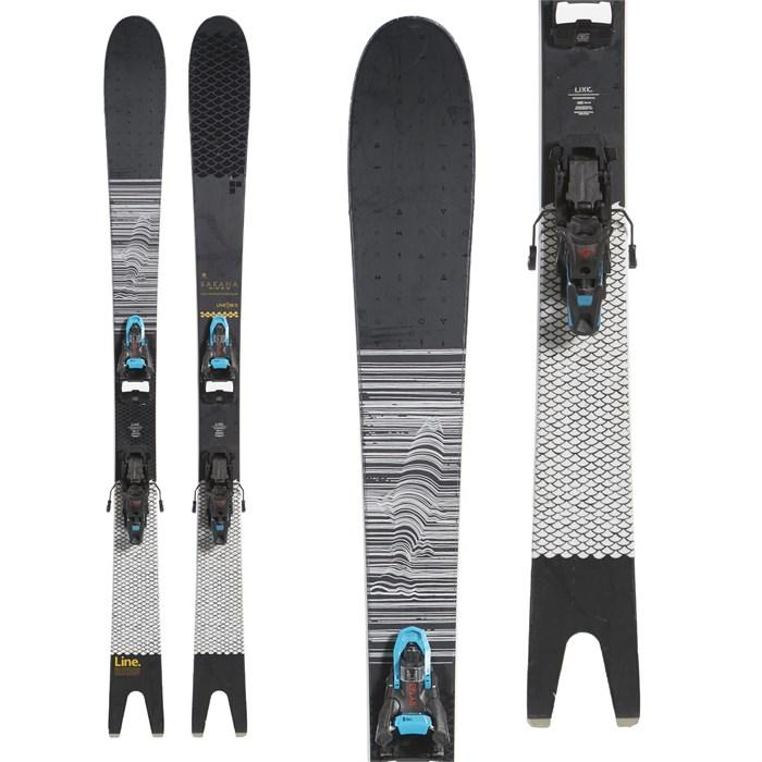 Line Skis Sakana Skis + Salomon S/Lab Shift MNC Alpine