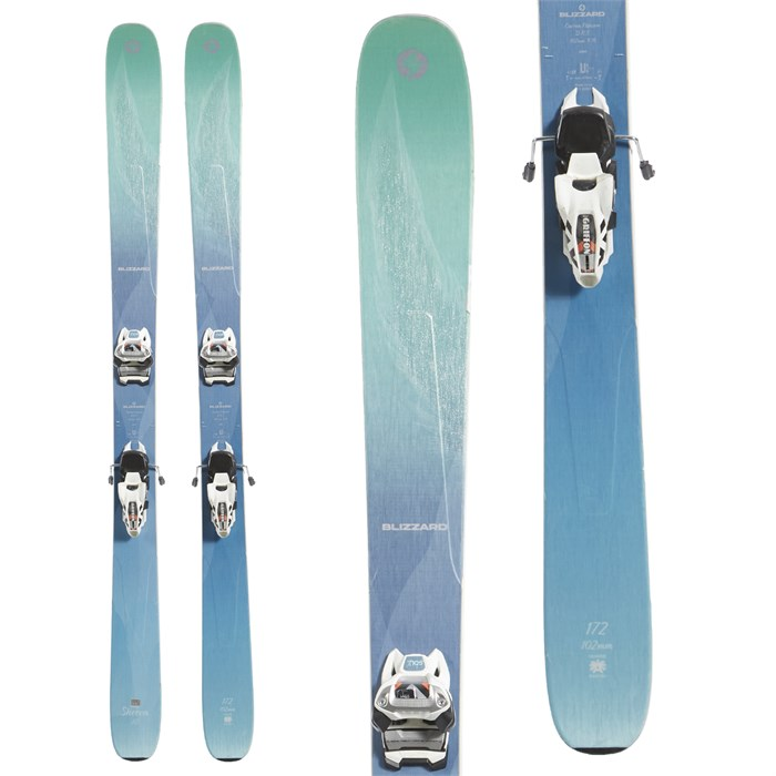 Blizzard Sheeva 10 Skis + Marker Griffon 13 ID Ski