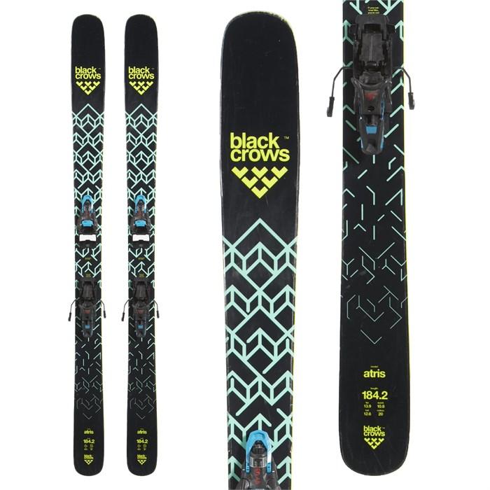 Black Crows Atris Skis + Salomon S/Lab Shift MNC Alpine