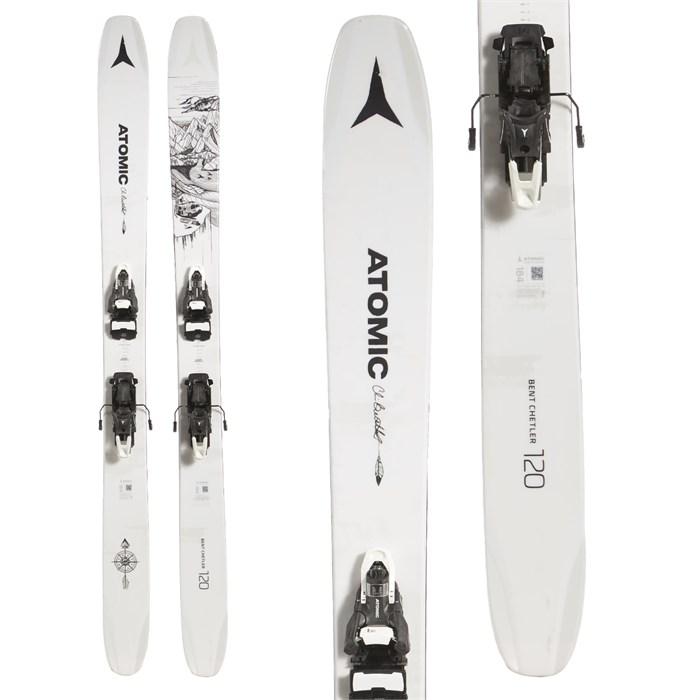 Atomic - Bent Chetler 120 Skis + Atomic Shift MNC 13 Alpine Touring Ski Bindings 2019 - Used