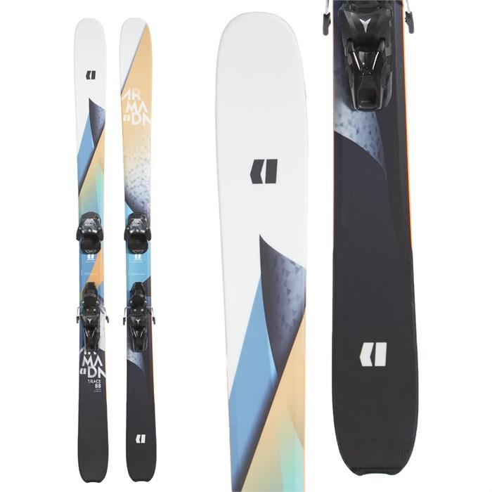 Armada Trace 88 Skis + Atomic Warden MNC 11 Ski Bindings