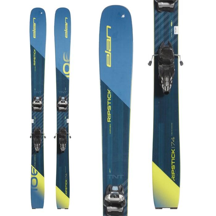 Elan Ripstick 106 Skis + Marker Griffon 13 ID Ski Bindings