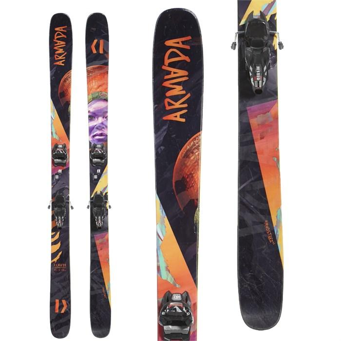 Armada ARV 106 Skis + Marker Jester 16 ID Ski Bindings