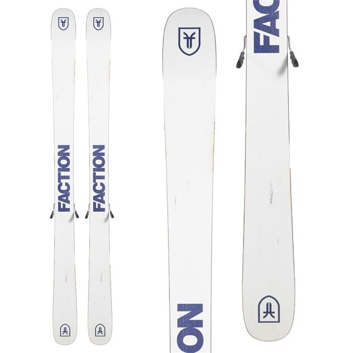 Faction Candide 2.0 Skis + Salomon STH2 WTR 16 Ski