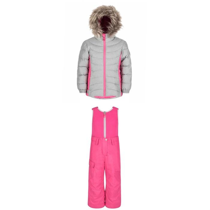Jupa - Alyssa Jacket + Beatrice Polar Fleece Top Pants - Little Girls'