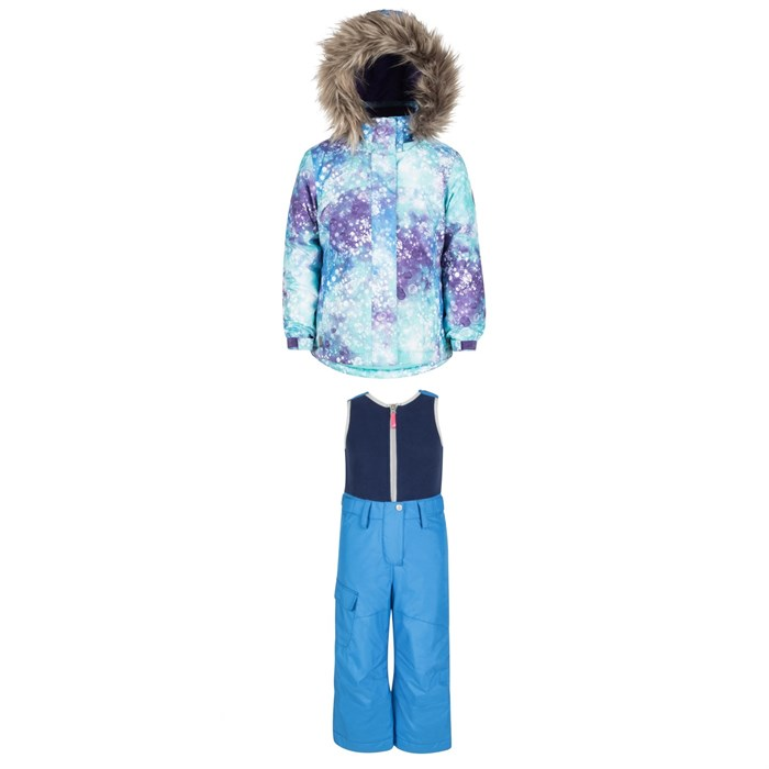 Jupa - Anastasia Jacket + Jupa Beatrice Polar Fleece Top Pants - Little Girls'