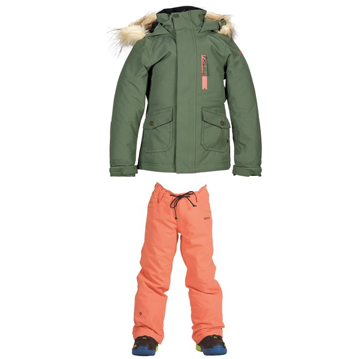Nikita - Espan Jacket - Girls' + Nikita Cedar Pants - Girls'