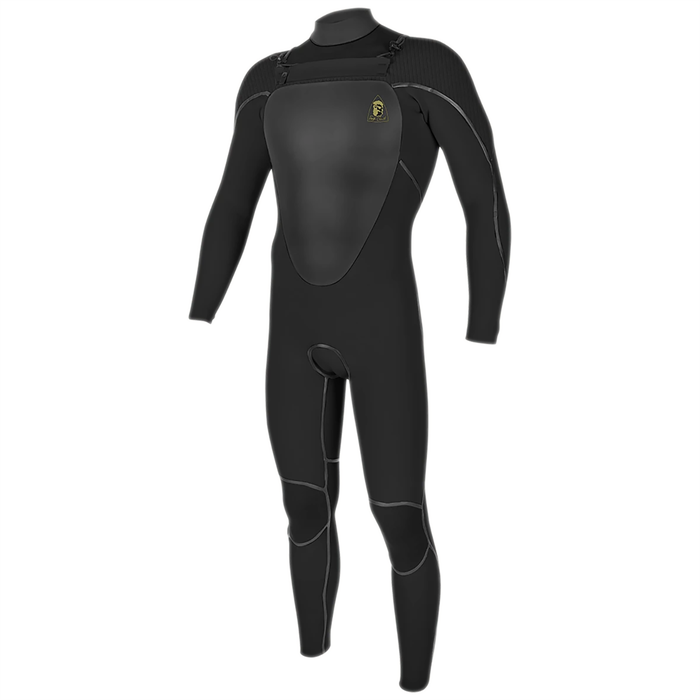 O'Neill - 4.5/3.5 Mutant Legend Chest Zip Hooded Wetsuit