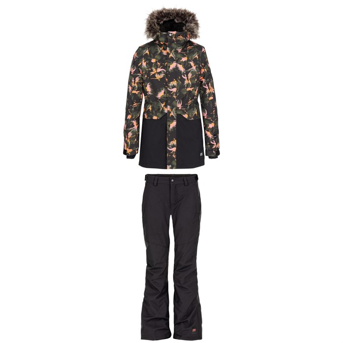 O'Neill - Fur Zeolite Jacket + Charm Pants - Big Girls'